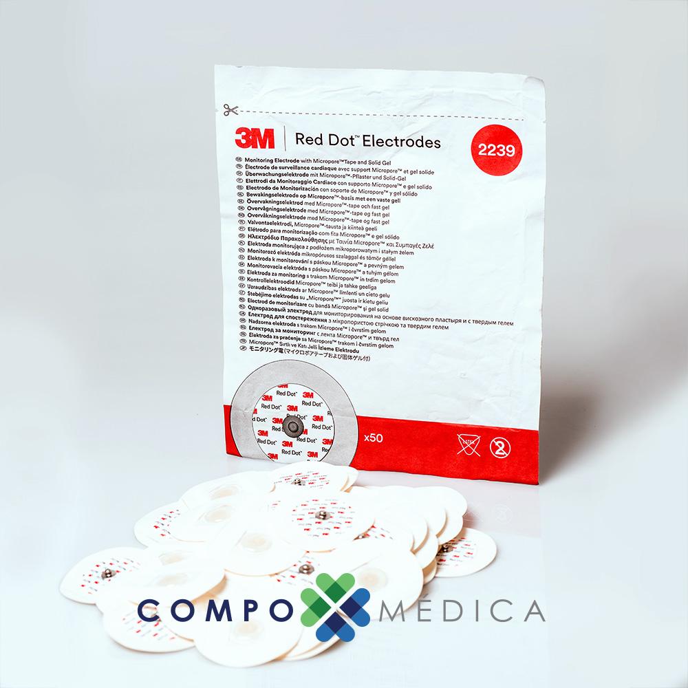 Electrodos Red Dot - Insumos Médicos