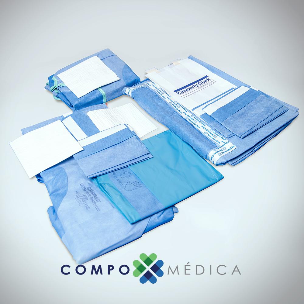 Kit de Laparotomía IV - Insumo Médico