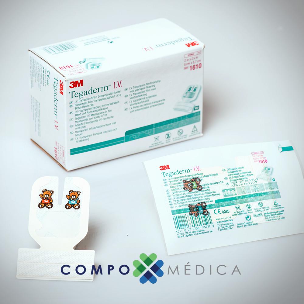 Tegaderm IV - Insumos Médicos