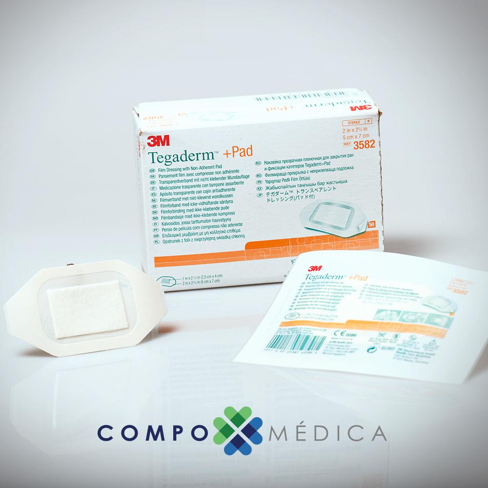 Tegaderm + PAD - Insumos Médicos